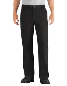 Flame-Resistant Relaxed Fit Twill Pants - BLACK (BK)
