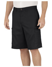 "11"" Industrial Cargo Shorts - Black (BK)"