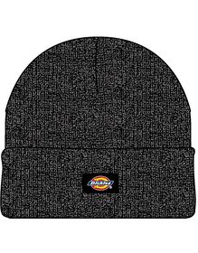 Dickies Core Marled Beanie - BLACK/GREY (BGM)