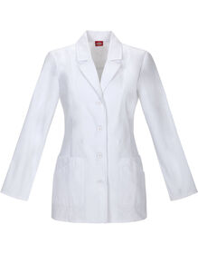 "Women's EDS Signature 29"" Lab Coat - White (DWH)"