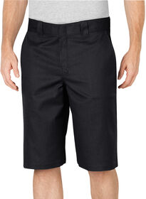 "FLEX 13"" Relaxed Fit Work Shorts - Black (BK)"