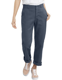 Women 39 S Flex Original Fit Work Pants Airforce Blue