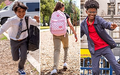 Styles for Back to School