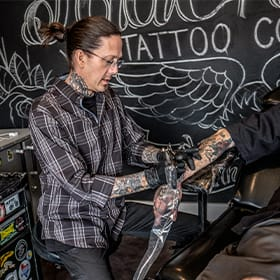 The Never-ending Inspiration of a Tattoo Artist