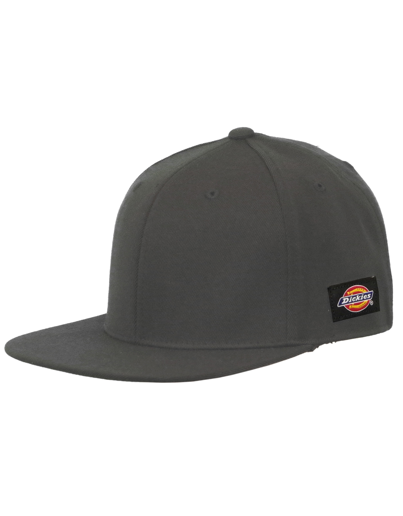Dickies Flat Bill Hat - Charcoal Gray (CH)