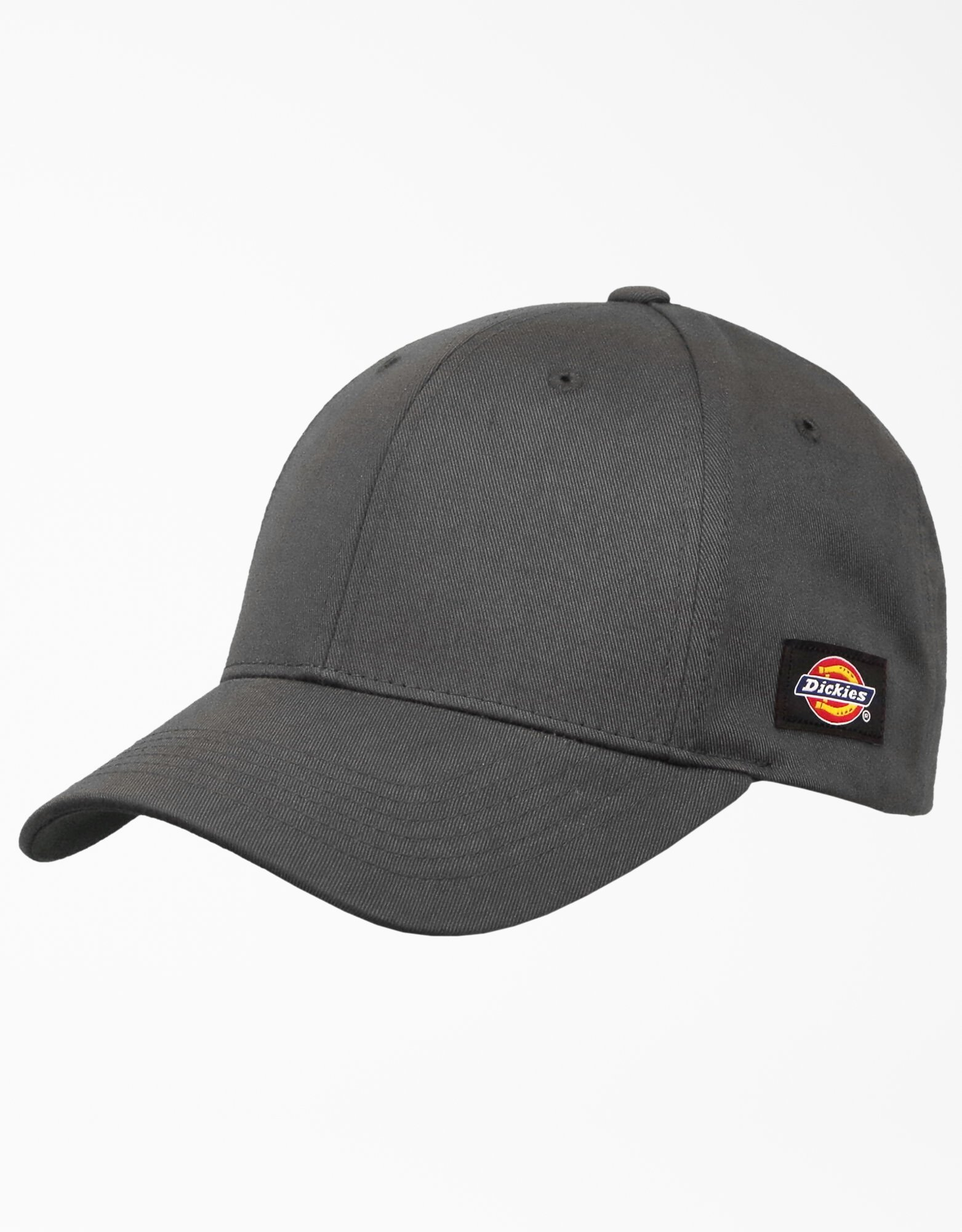 Velcro Adjustable Hat - Charcoal Gray (CH)
