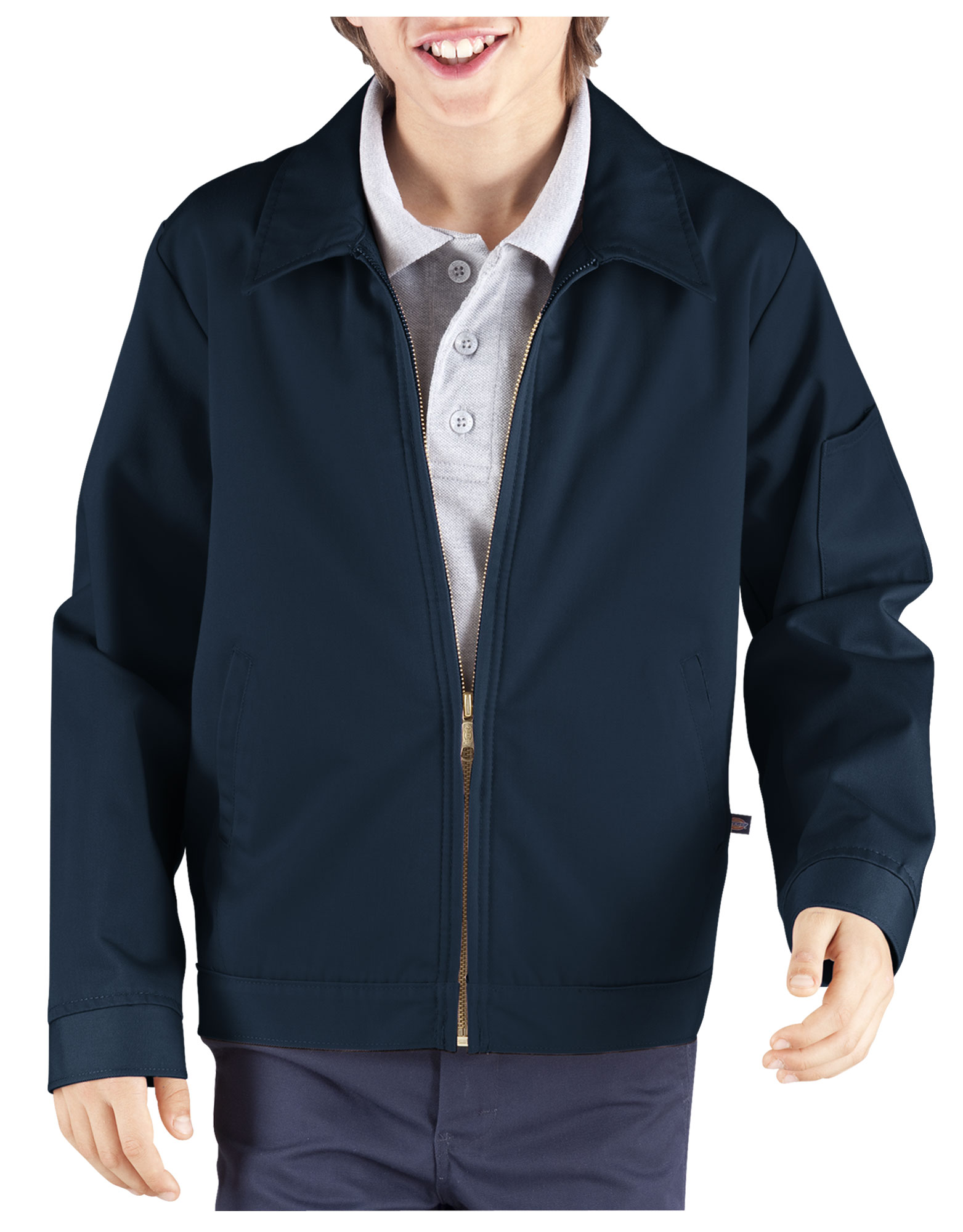 Kids' Eisenhower Jacket, 8-20 - Dark Navy Blue (RDN)