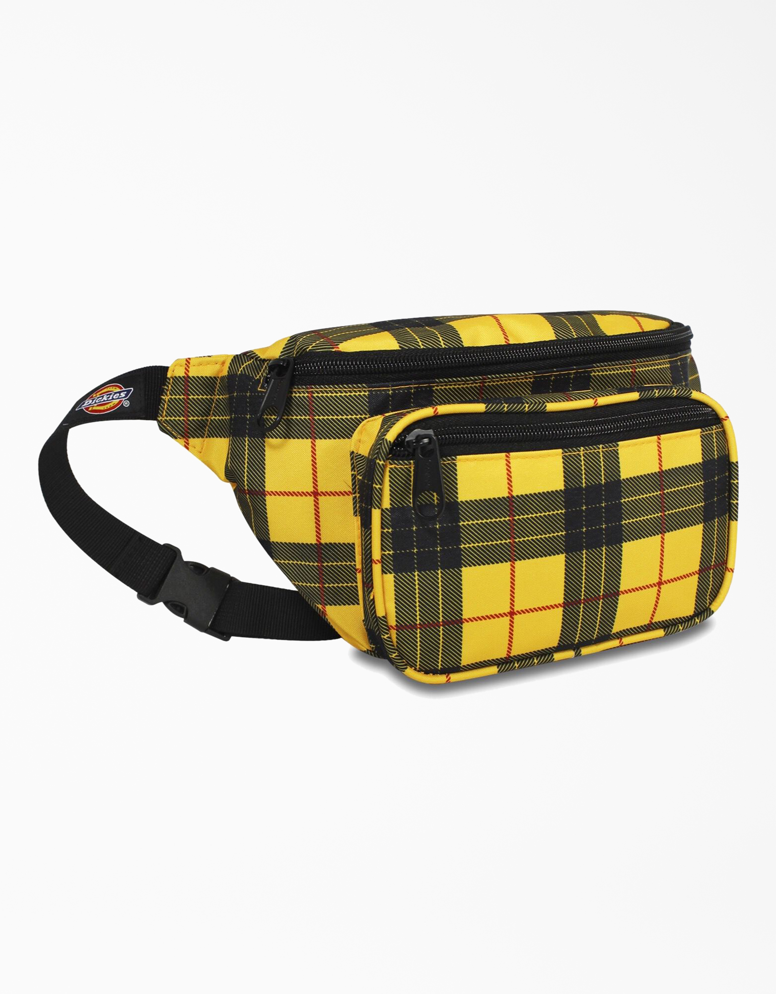 Plaid Fanny Pack - Yellow (GL)