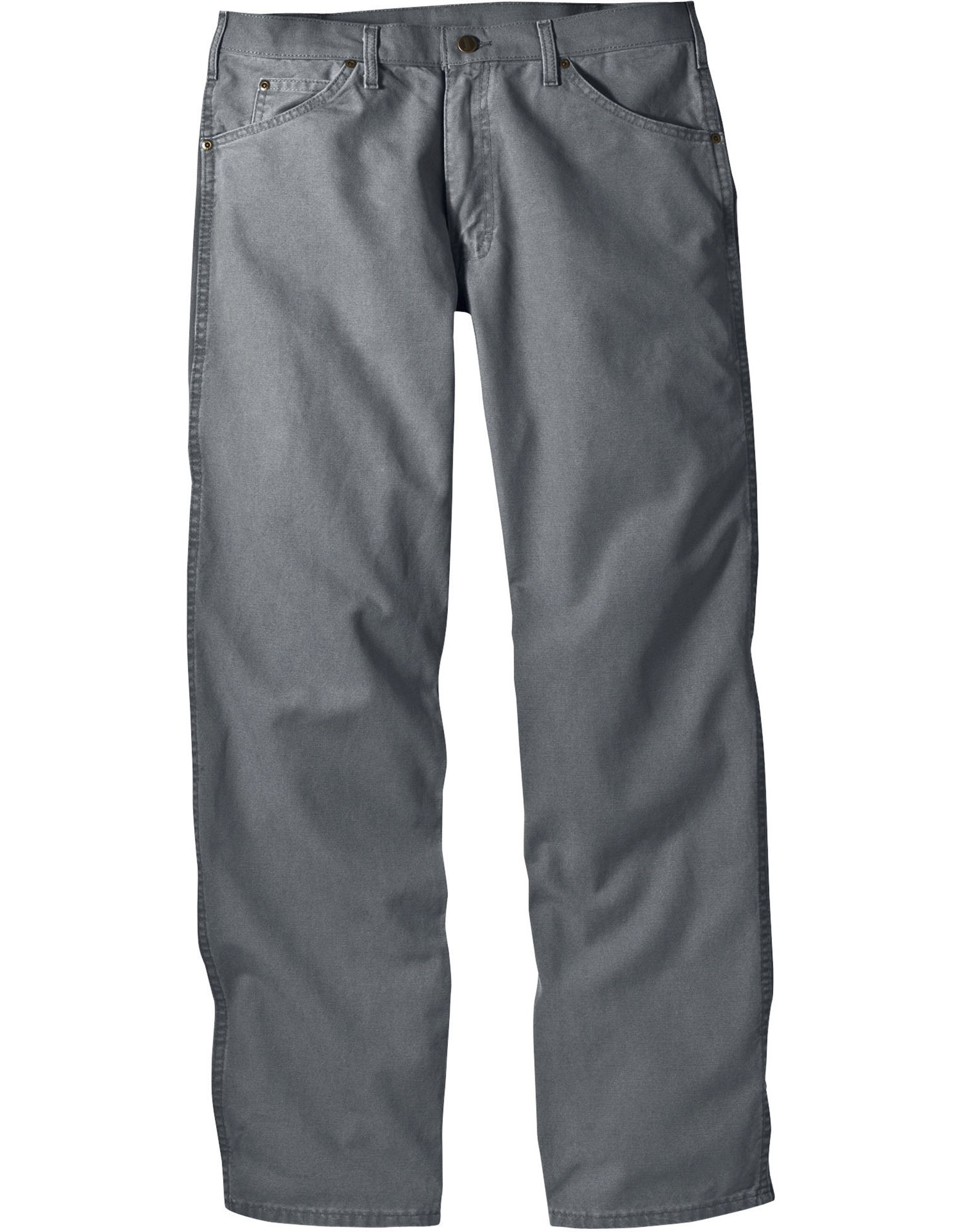 Genuine Dickies Dungaree Jeans - Stonewashed Gray (SSL)