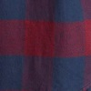 Navy English Red Heather Plaid (VRB)