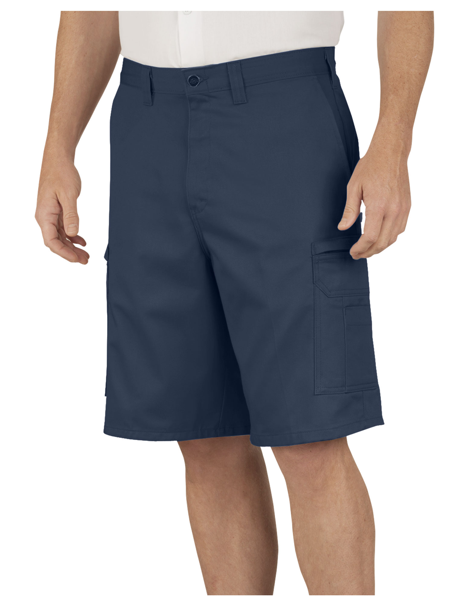 "11"" Industrial Cargo Shorts - Navy Blue (NV)"