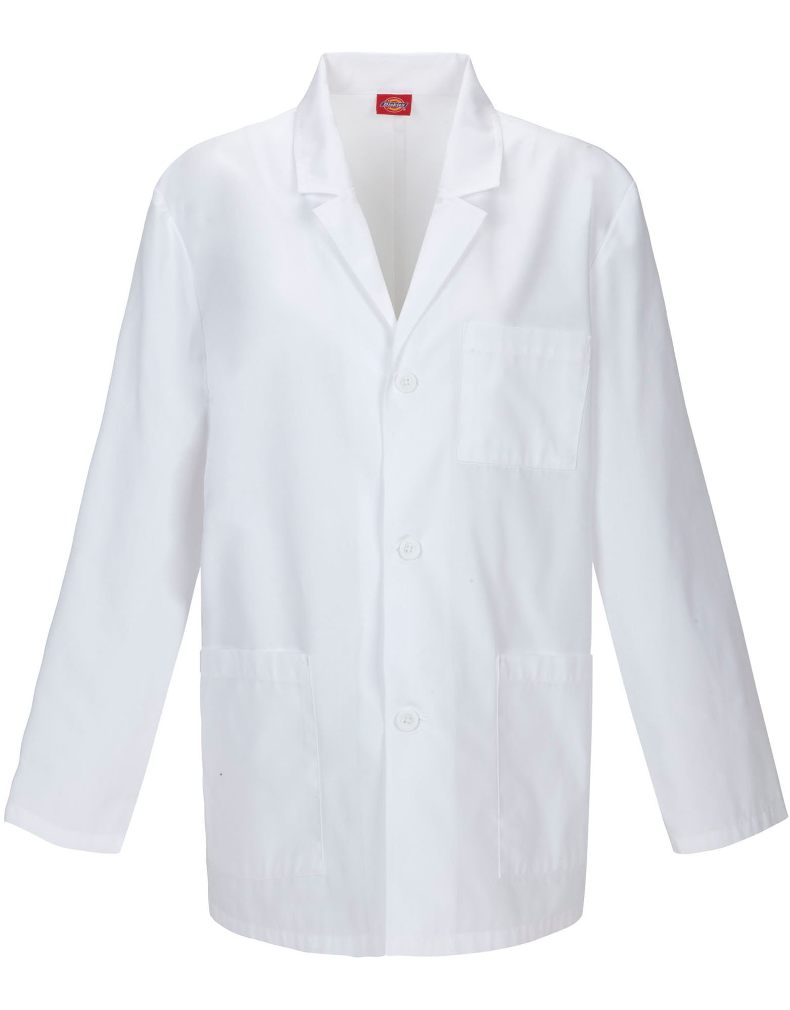 "Men's EDS Signature 31"" Lab Coat - White (DWH)"