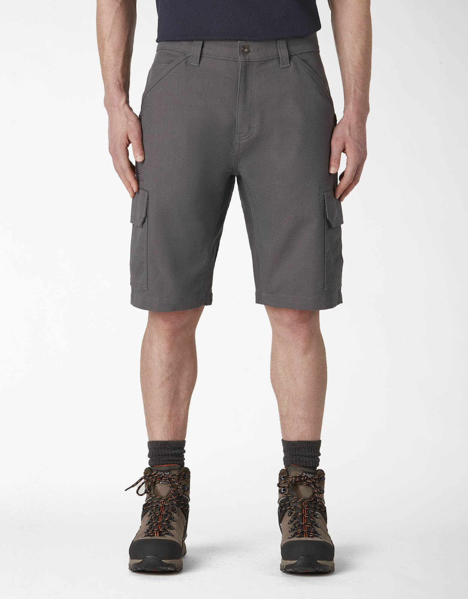 "11"" DuraTech Ranger Duck Shorts - Slate Gray (SL)"