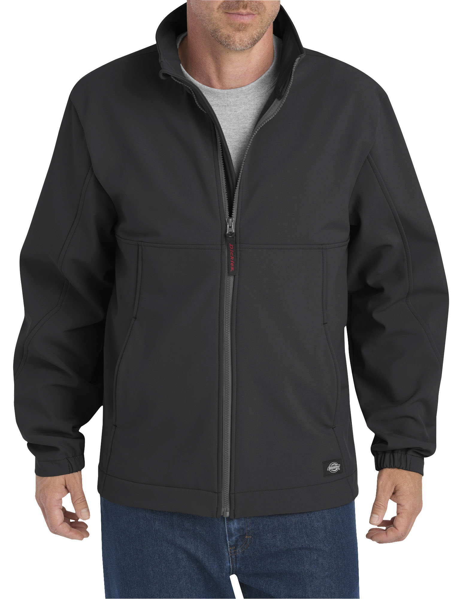 Performance Flex Softshell Jacket - Black (BK)