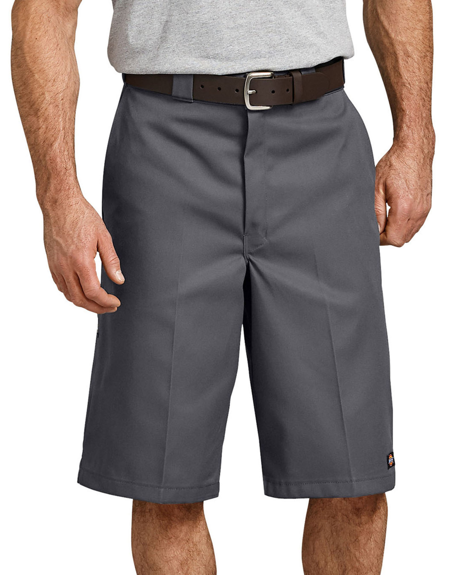 "13"" Loose Fit Multi-Use Pocket Work Shorts - Graphite Gray (GA)"