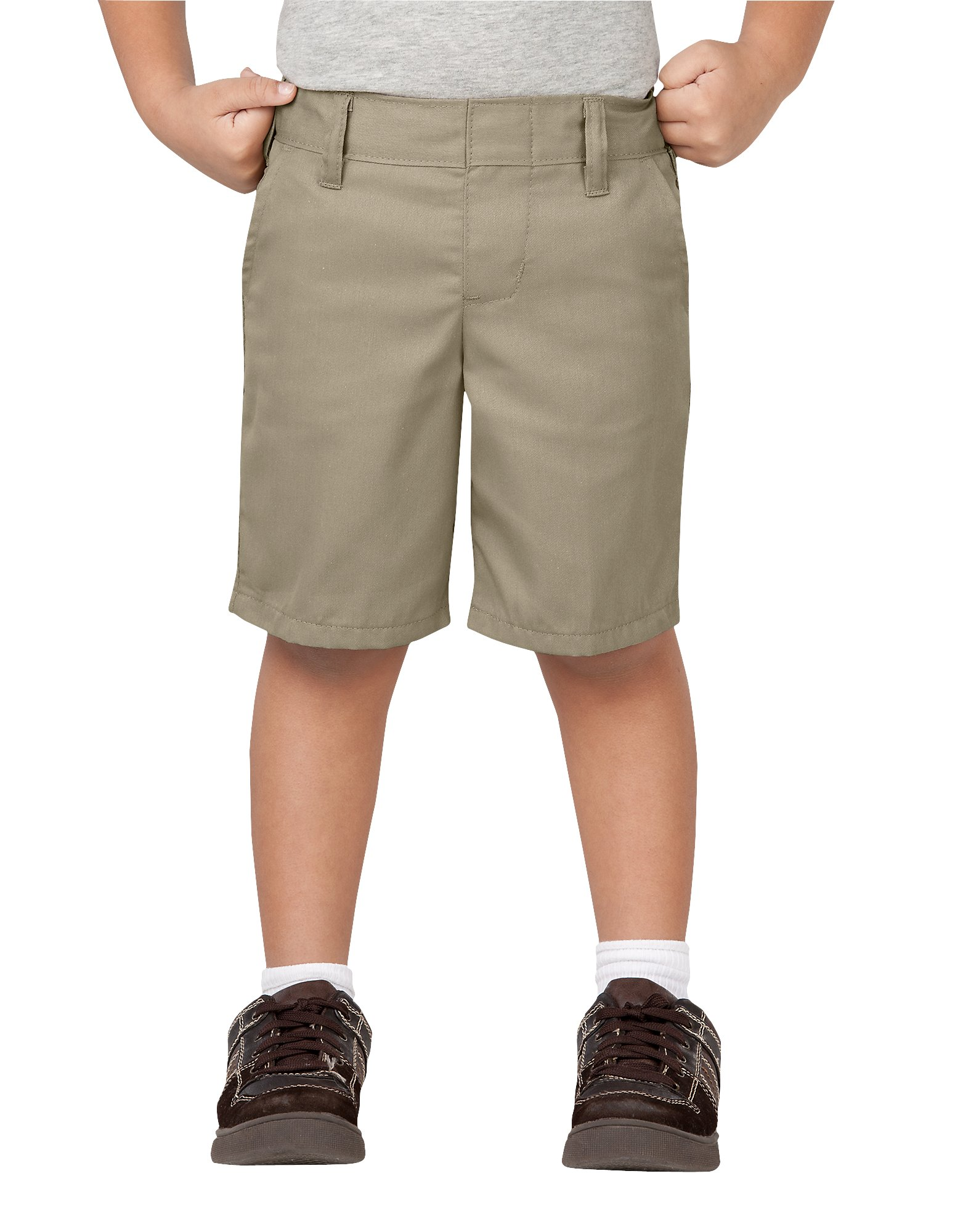 Toddler Classic Fit Unisex Pull-on Shorts - Military Khaki (KH)