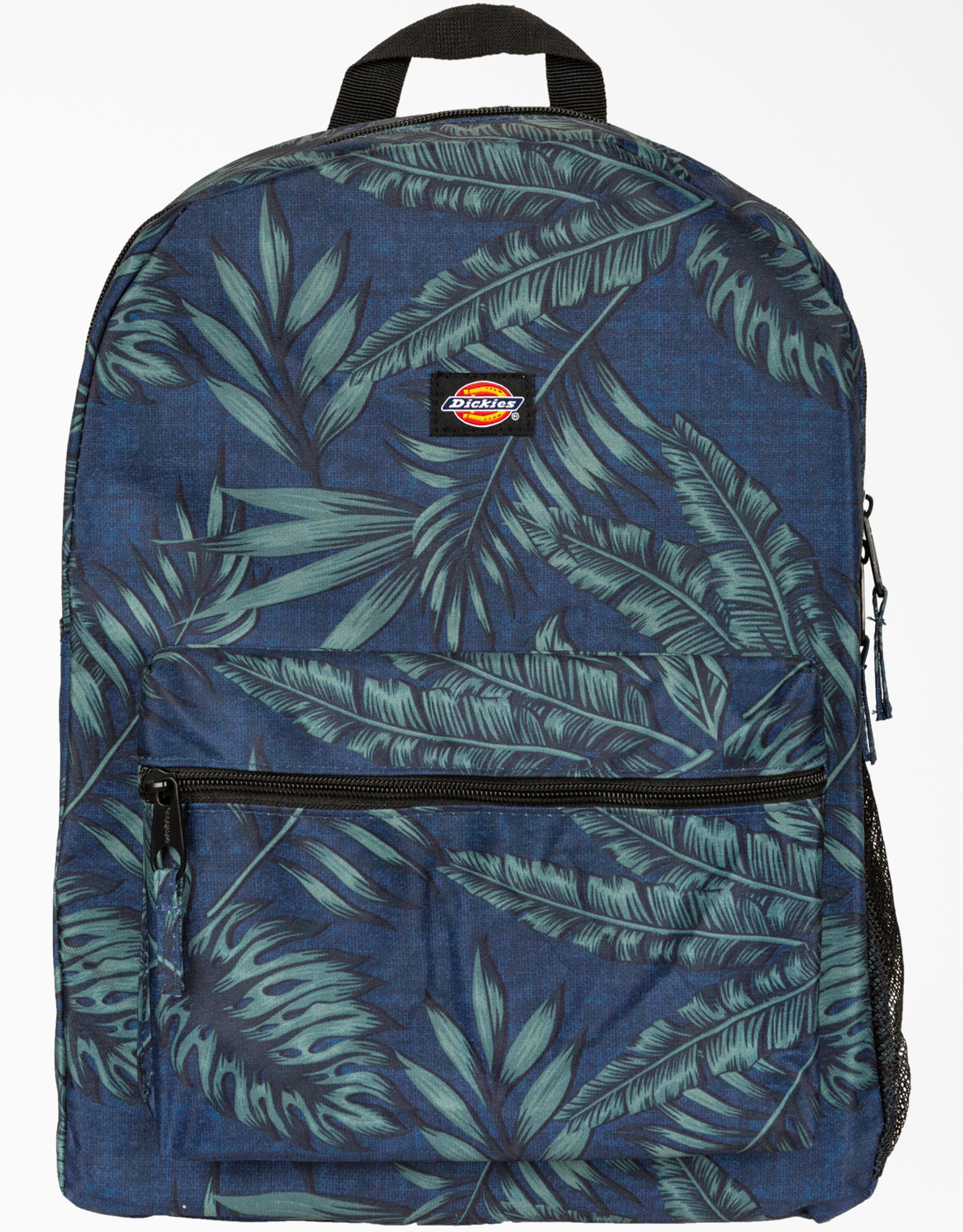 Student Tropical Backpack - Navy Green Tropical (N1T)